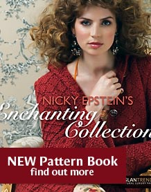 NICKY EPSTEIN new pattern book